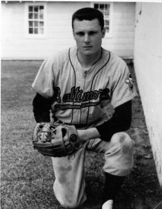 Danny Baier played for the Ports during their historic championship season in 1963